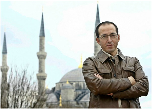 Interview with Burhan Sönmez | by Efe Tanci