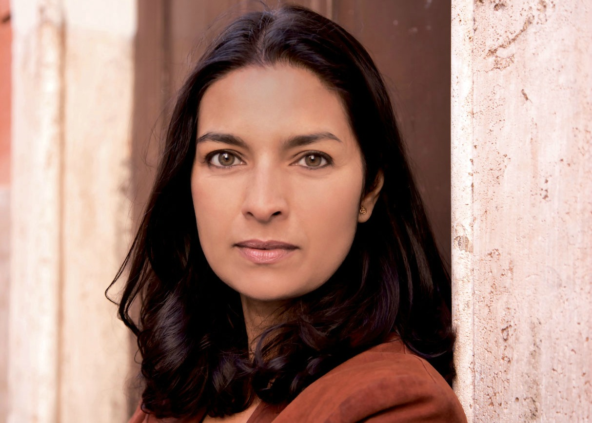 Jhumpa Lahiri at Hofstra University
