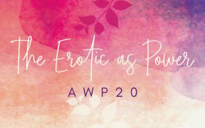The Erotic as Power: Reading & Celebration @ AWP San Antonio